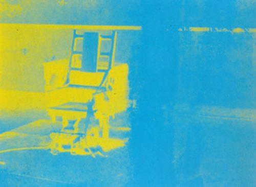 ANDY WARHOL Electric Chair (F&S. II.77), 1971