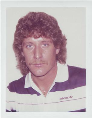 Andy Warhol Harald (Toni) Schumacher, 1982