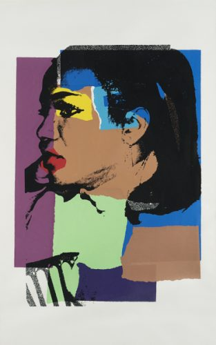 Andy Warhol Ladies and Gentlemen, 1975