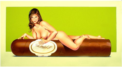 Mel_Ramos_Hav-a-Havanna_#5_2002