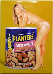 Mel_Ramos_Mixed_nuts_2008