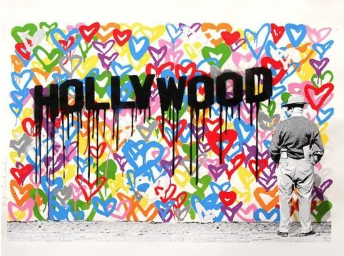 MR. BRAINWASH Hollywood, 2016