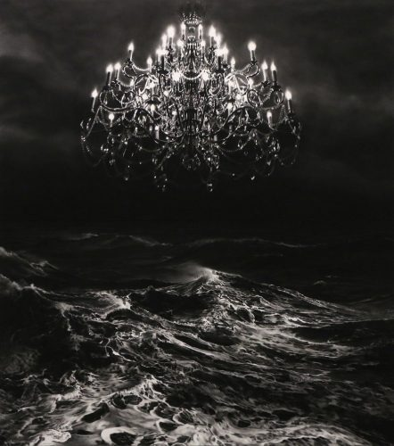 Robert Longo Throne Room, 2017