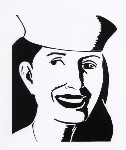 ALEX KATZ The Sailor Hat, 2003