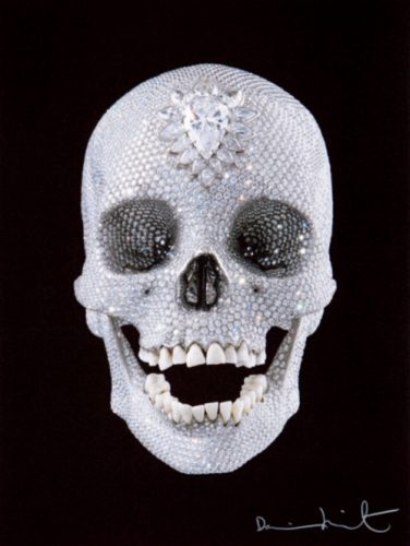 damien-hirst-for-the-love-of-god-believe-2007