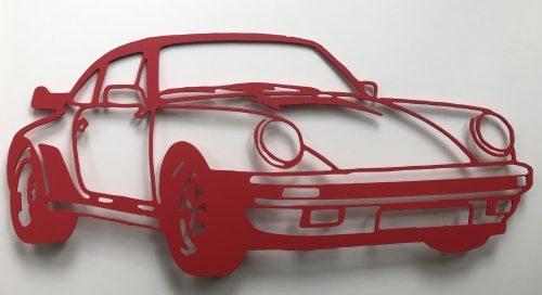 JAN M. PETERSEN Porsche 911 (Red), 2018