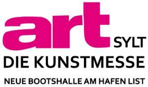Logo der Kunstmesse Art.Sylt am Hafen List