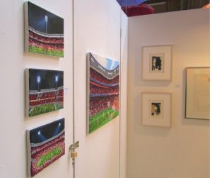 Impressionen: Werke auf der Kunstausstellung Art.Sylt 2016