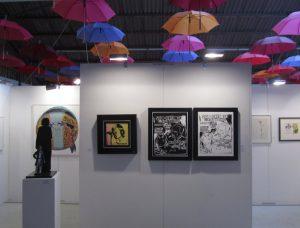 Impressionen: Exponate bei der Kunstmesse Art Sylt 2016