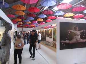 Impressionen: Werke und Besucher der Kunstmesse Art.Sylt 2016