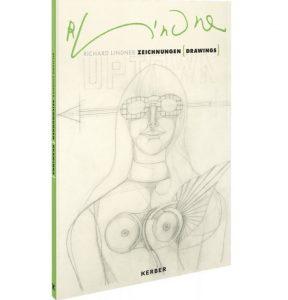 Buchcover Publikation: Richard Lindner Zeichnungen