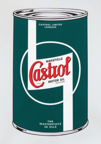 HEINER MEYER Masterpieces in Oils- Castrol,