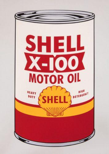 HEINER MEYER Masterpieces in Oils- Shell, 2016
