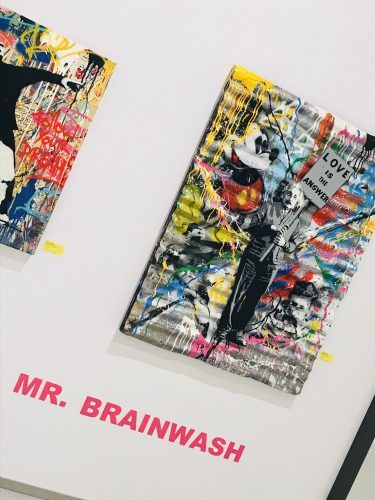 Mr. Brainwash Cologne 2017