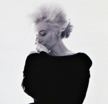BERT STERN Marilyn (Dior Dress), 1962