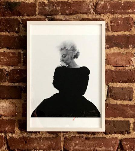 BERT STERN Marilyn (Dior Kleid), 1962