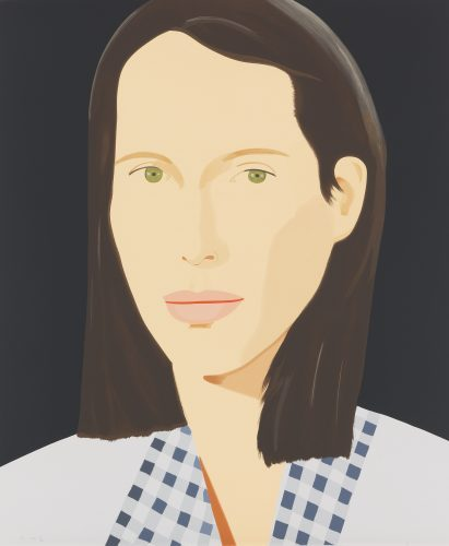 ALEX KATZ Christy