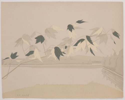 Alex_Katz_Late_July_II_1971