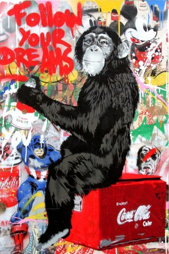 MR. BRAINWASH Everyday Life, 2016