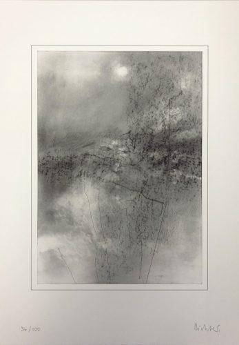 Gerhard Richter Sils, 2016