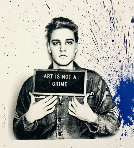 MR_BRAINWASH_Happy_Birthday_Elvis_Jailhouse_Pop_Blue_2019
