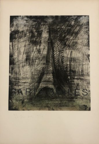 JIM_DINE_Paris_Smiles_in_Darkness_1976