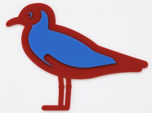 Julian_Opie_Small_Birds_Black_headed_gull_2020.4