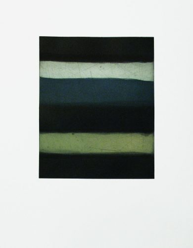 Sean Scully Landline Blue, 2014