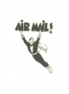 Mel_Ramos_Air_Mail_2000