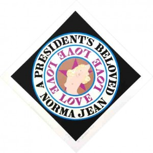 robert_indiana_Presidents-Beloved-Norma-Jean-2008