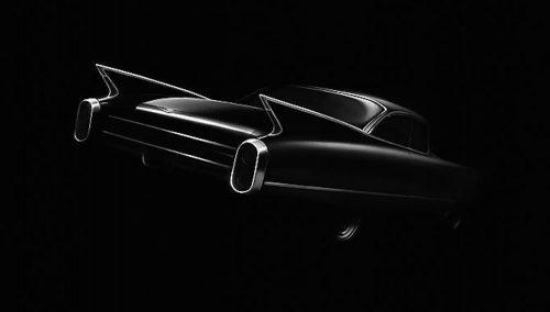 ROBERT LOGO - Untitled (Cadillac), 2012