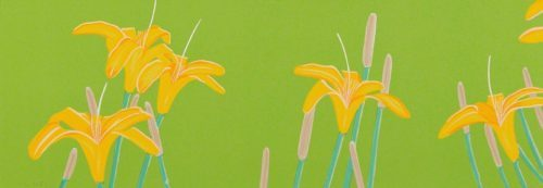 alex_katz_Day_Lillies_1993