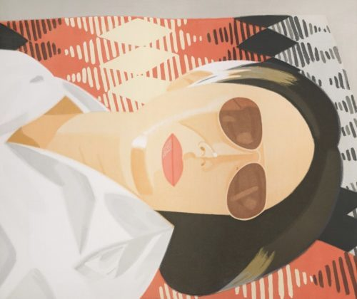 alex_katz_Reclining_Figure