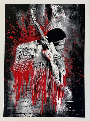 Jimi (Red),