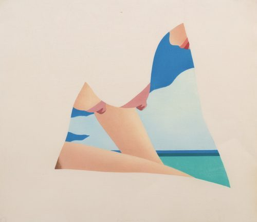 tom_wesselmann_Seascape_Dropout
