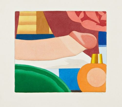 tom_wesselmann_bedroom_prick