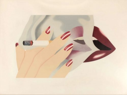 tom_wesselmann_smoker_art_artist_