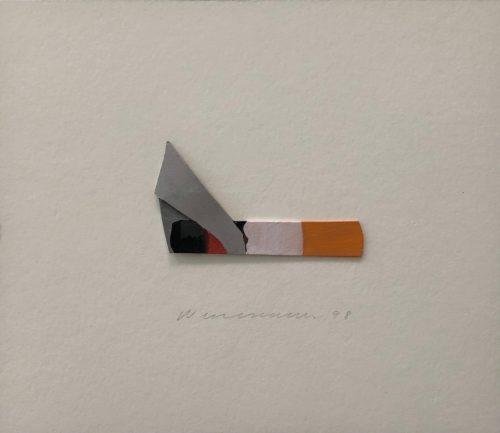 tom_wesselmann_smoking_cigarette_1998.1