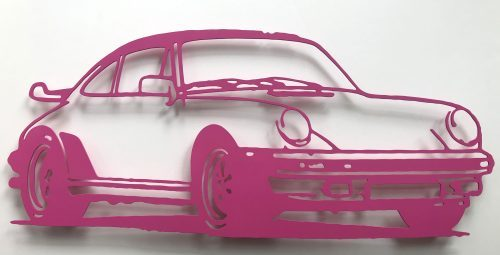 JAN M. PETERSEN Porsche 911 (Pink), 2018