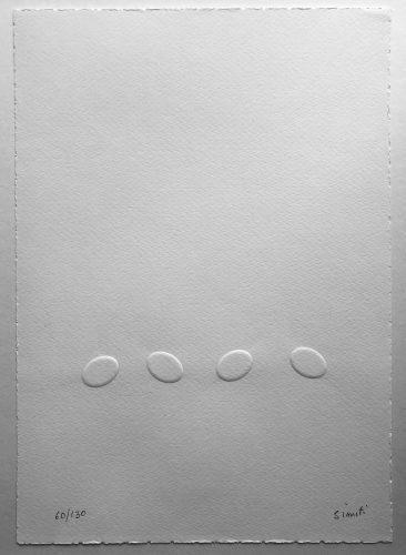 TURI SIMETI Spezialitá in luce e silenzio, 1968