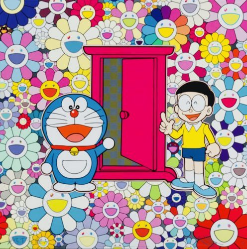 We Came to the Field of Flowers Through Anywhere Door (Dokodemo Door)!, 2018