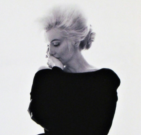 BERT STERN Marilyn (Dior Dress), 1962