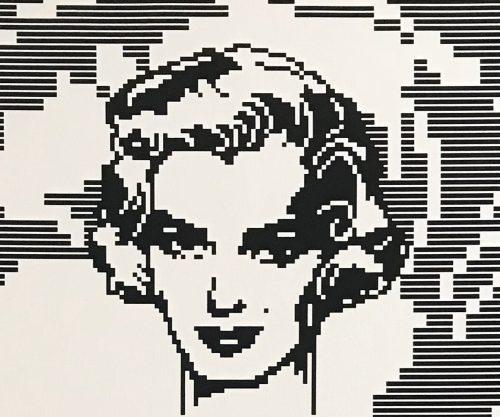 PETRUS WANDREY Memento Marilyn Monroe teil, 2003