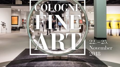 Cologne Fine Art 2018